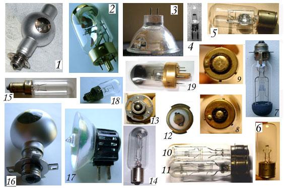 Lampe Pour Projecteur Super 8 16mm 9 5mm 16mm 17 5 Mm 28mm